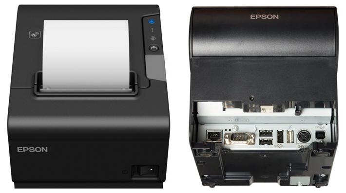 Epson TM-T88IV iHub