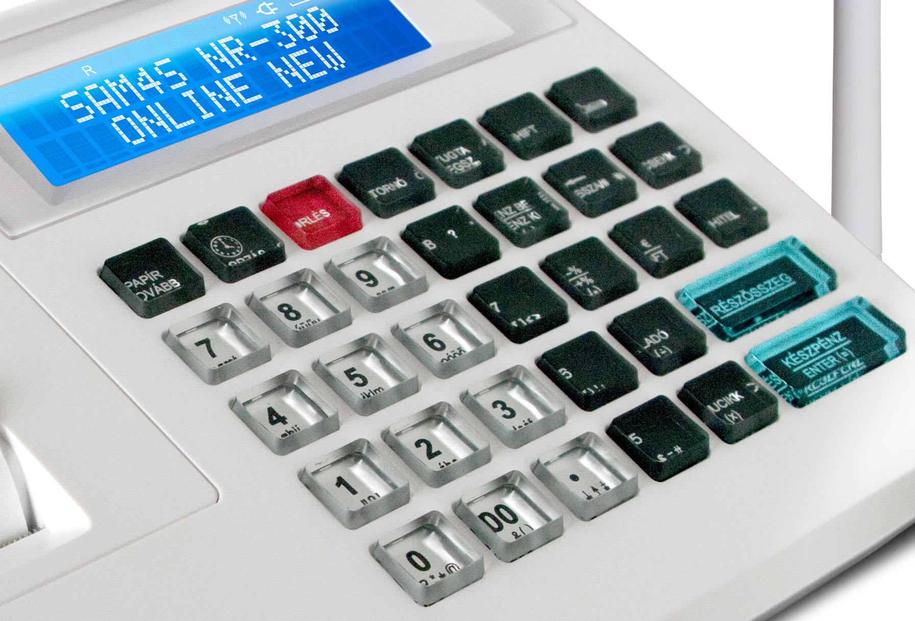 Sam4s NR-300 pénztárgép