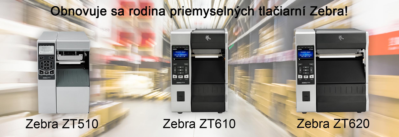 Zebra ZT510, ZT610, ZT620